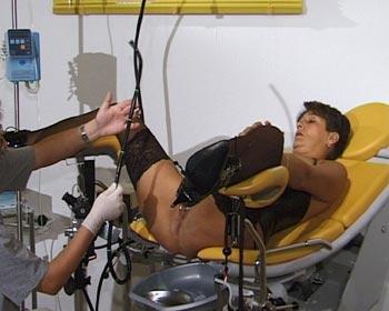 analuntersuchung anal arsch klinik rektoskopie