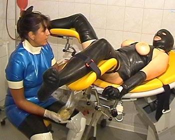 rubberclinic rubberhospital latex exam