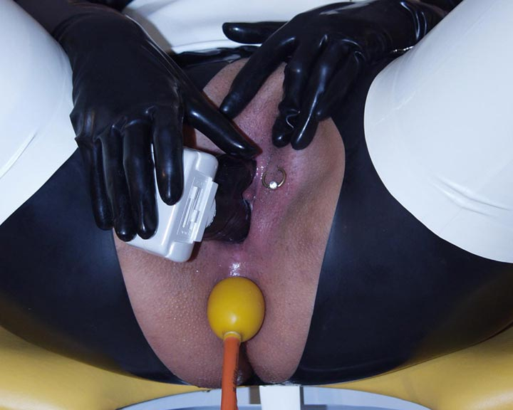 massage in sex latex sklave