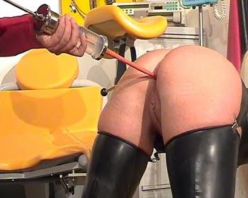 enema rubberenema klinik gummiklinik pee