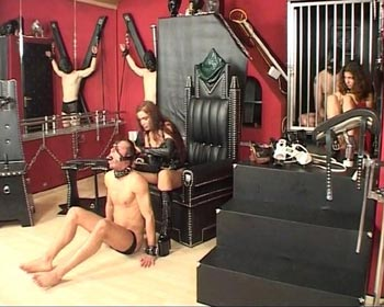 dungeon slave whip bdsm mistress
