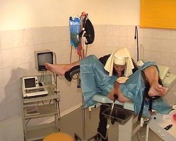 ultraschall sonde anal faust untersuchung klinik