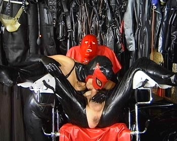 rubber catheter forced to pee gyn gyno gynchair
