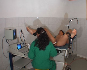 Untersuchung Klinik Ultraschall Kliniksex