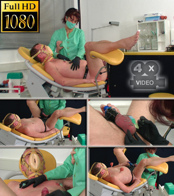 Painful horny needles as cbt